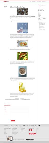 5 cara sehat berbuka puasa